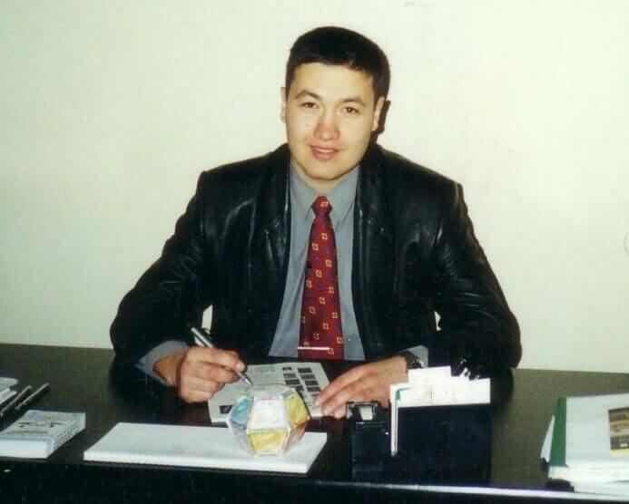 Arsen Aidaraliyev, Vice-Rector for International Relations and Investment