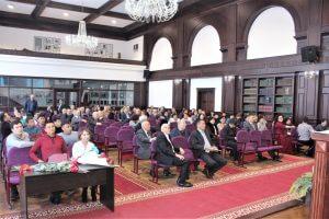 Ректор КГМА поздравила  получивших государственные награды