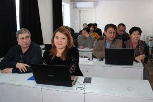 В КГМА провели тренинг по разработке тестовых заданий