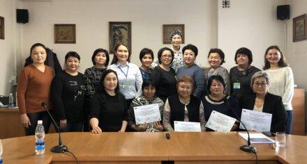 В КГМА прошёл тренинг для клинических наставников по сестринскому делу