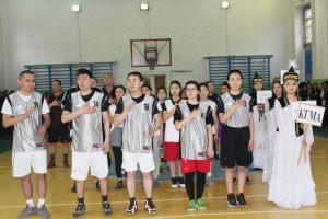 В КГМА состоялся  турнир по баскетболу среди ППС и студентов