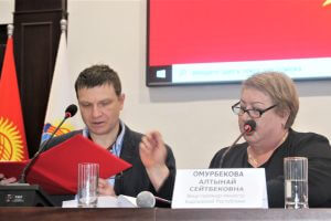 В Медакадемии Кыргызстана проходит международная конференция хирургов