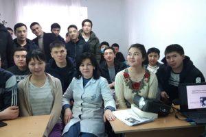 В КГМА прочитали лекции о коронавирусе