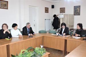 Состоялось первое заседание Диссертационного Совета по специальности «акушерство и гинекология»