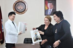 В КГМА подписали меморандум с Корейской клиникой Часэн