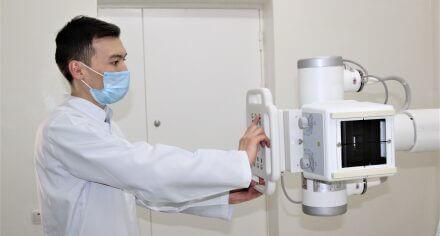 В Медицинском центре КГМА открылся рентген-кабинет