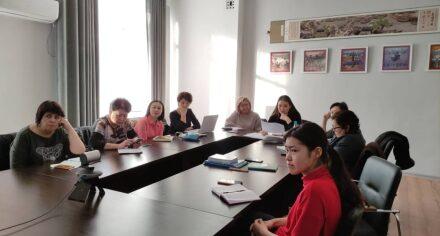В Медакадемии Кыргызстана обсудили стратегию развития ВСО