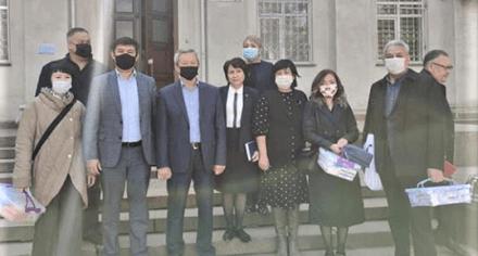 Преподаватели КГМА принимают участие в лечении больных с коронавирусом