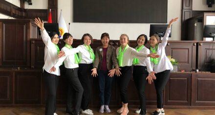 Студенческая команда КГМА добилась успеха на олимпиаде в КазНМУ
