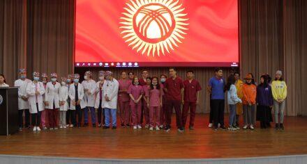 The Olympiad on propaedeutics of children's diseases was held in KSMA