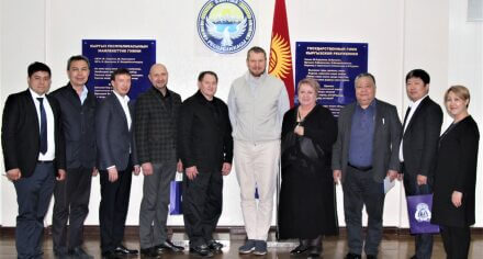 KSMA held negotiations with a group of Russian entrepreneurs