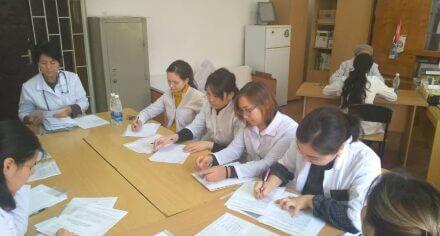 ФПМО КГМА проводит семинары с ординаторами