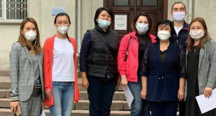 Преподаватели КГМА принимают участие в борьбе против коронавируса