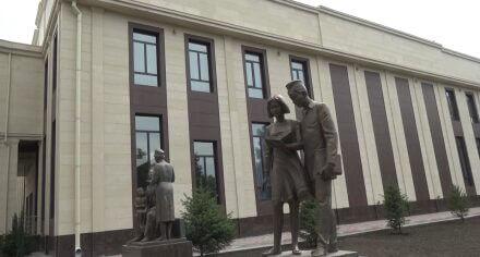 Новый конференц холл КГМА им.И.К.Ахунбаева