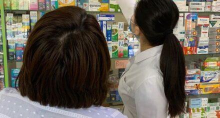 Ординаторы-фармацевты КГМА консультируют граждан по соблюдению санитарно-гигиенических правил