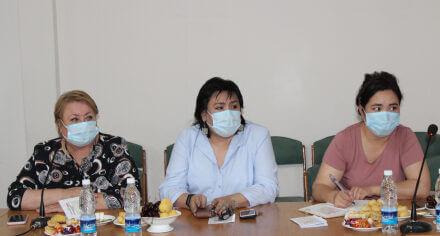 В КГМА состоялась встреча с членами делегации парламентской дипломатии Индонезии