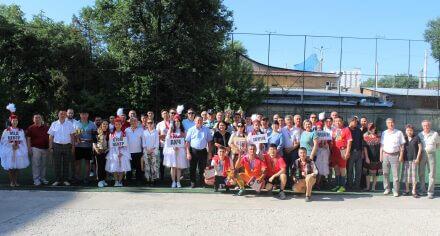 В КГМА состоялось закрытие спартакиады среди сотрудников