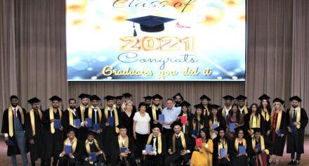 Иностранные выпускники КГМА стали дипломированными специалистами