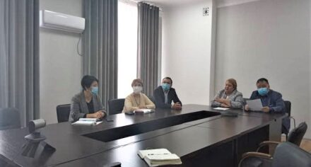 В КГМА состоялась онлайн-встреча с представителями медицинских центров Казахстана