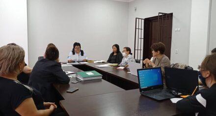 Улучшение практики сестринского образования в КГМА
