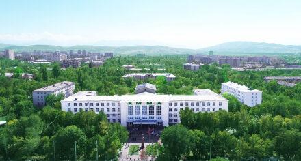 И.К.Ахунбаев атындагы КММАнын фтизиатрия кафедрасы
