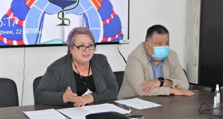 Ректор КГМА выступила на круглом столе «Наука и образование в условиях пандемии»