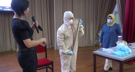 В Медакадемии Кыргызстана проходит республиканская конференция ординаторов