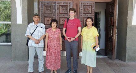 В КГМА прибыли гости из Университета Келна