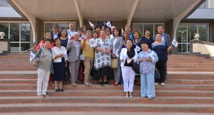 Встреча выпускников 1991 года