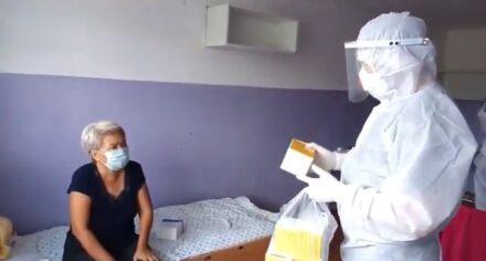 Инфекционное отделение КГМА