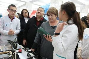 В КГМА проведена Ярмарка научных кружков