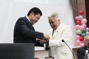 В Медакадемии Кыргызстана чествовали академика Абдухалима Раимжанова