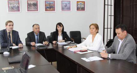 В Медакадемии Кыргызстана проходит вебинар по международным наукометрическим базам данных