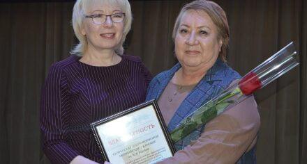 В КГМА ко Дню учителя наградили успешных сотрудников сферы образования