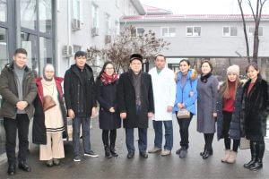 Студенты КГМА оказали помощь детскому отделению онкологической больницы