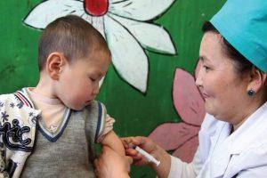 """Представительство Детского фонда ООН проведет лекцию на тему """"иммунизация"""" и """"Вакцинация детей"""" для студентов 4,5 и 6 курсов всех факультетов"""