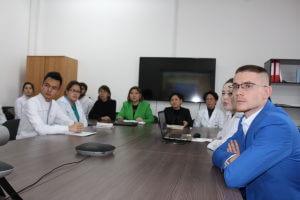 Состоялась онлайн конференция с участием молодых ученых и студентов КГМА и Воронежского медуниверситета